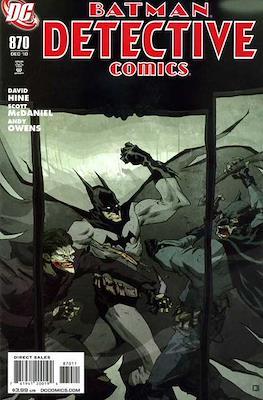 Detective Comics Vol. 1 (1937-2011; 2016-) (Comic Book) #870