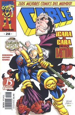 Cable Vol. 2 (1996-2000) (Grapa 24 pp) #28