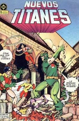 Nuevos Titanes Vol. 1 (1984-1988) (Grapa 40 pp) #18
