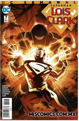 Superman: Lois and Clark (Grapa) #7