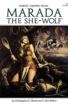 Marvel Graphic Novel (Softcover) #21