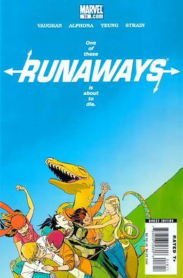 Runaways Vol. 2 (2005-2008) (Comic Book) #18
