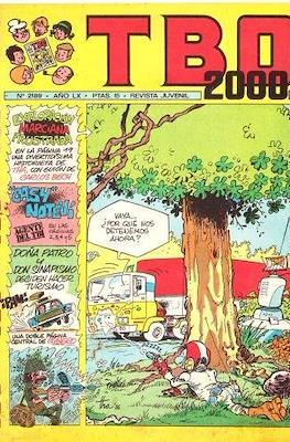 TBO 2000 - El TBO (Grapa) #2189