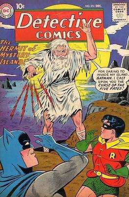 Detective Comics Vol. 1 (1937-2011; 2016-) (Comic Book) #274