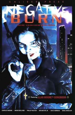 Negative Burn (1993-1997) (Comic Book 24 pp) #9