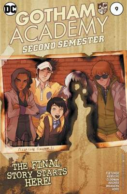 Gotham Academy Second Semester (Comic Book) #9