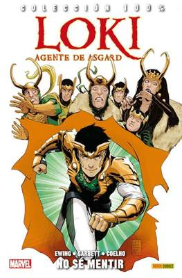 Loki: Agente de Asgard. 100% Marvel (Rústica 120-112-160 pp) #2