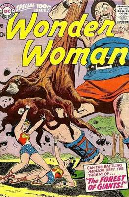 Wonder Woman Vol.1 (1942-1986; 2020-) (Comic Book) #100