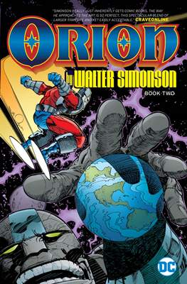 Orion by Walt Simonson (Softcover) #2