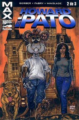 Howard el pato (2004). Línea Max (Rústica. 17x26. 48 páginas. Color.) #2