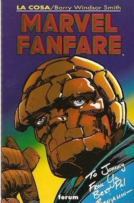Marvel Fanfare (Rústica 48 pp) #3
