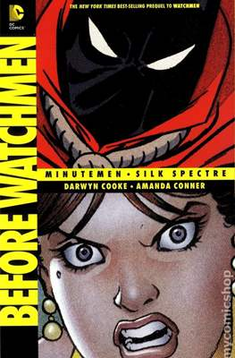 Before Watchmen (Softcover) #2