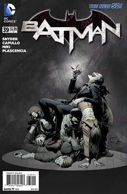 Batman Vol. 2 (2011-2016) (Comic Book) #39