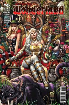 Grimm Fairy Tales presents Wonderland (Comic Book) #10