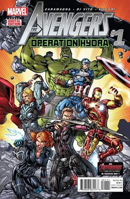 The Avengers: Operation Hydra