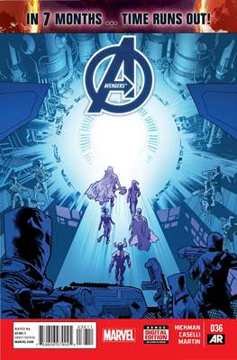 Avengers Vol. 5 (2013-2015) (Comic Book) #36