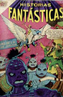 Historias Fantásticas #17