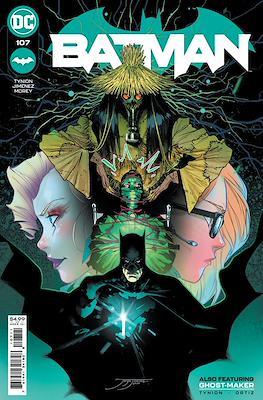 Batman Vol. 3 (2016-) #107