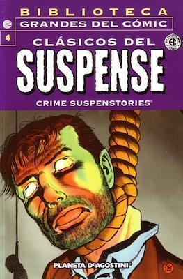 Clásicos del Suspense. Biblioteca Grandes del Cómic (Rústica 144-176 pp) #4