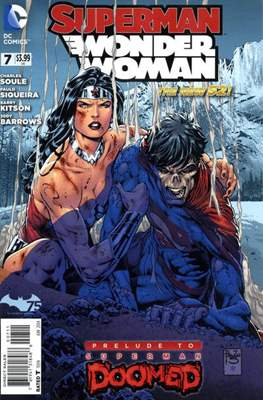 Superman / Wonder Woman (2013-) #7