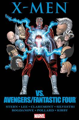 X-Men vs. Avengers/Fantastic Four