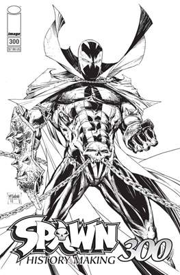 Spawn (Variant Cover) (Comic Book) #300.8