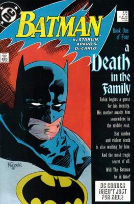 Batman Vol. 1 (1940-2011) (Comic Book) #426
