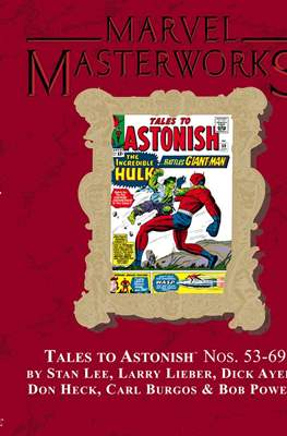 Marvel Masterworks (Hardcover) #91