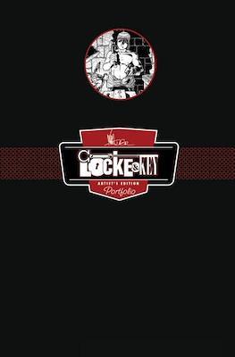 Gabriel Rodriguez Locke & Key Artists Edition Portfolio