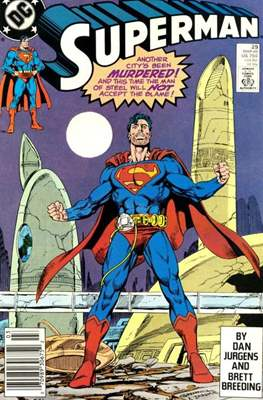 Superman Vol. 2 (1987-2006) (Comic Book) #29