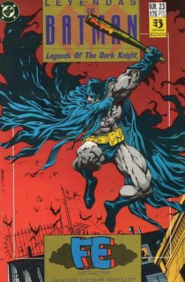 Leyendas de Batman. Legends of the Dark Knight (Grapa (1990)) #23