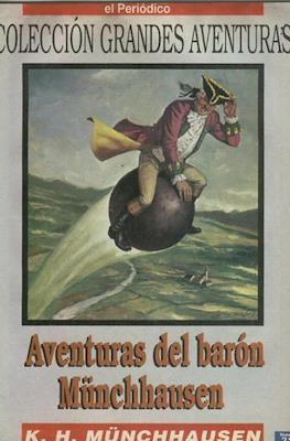 Colección Grandes Aventuras (Grapa) #50