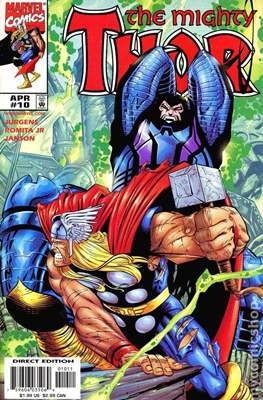 The Mighty Thor (1998-2004) #10