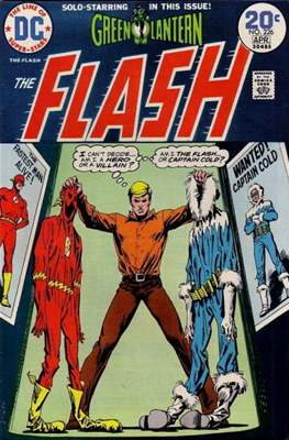 Flash vol. 1 (1959-1985) (Grapa, 32 págs.) #226