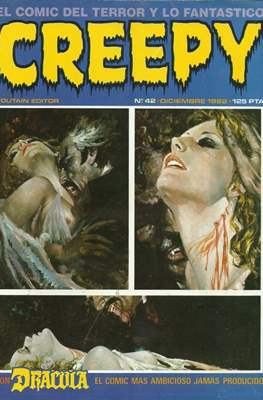 Creepy (Grapa, 1979) #42