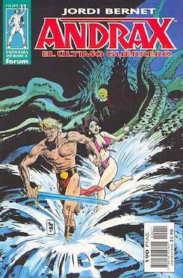 Andrax, el ultimo guerrero #11