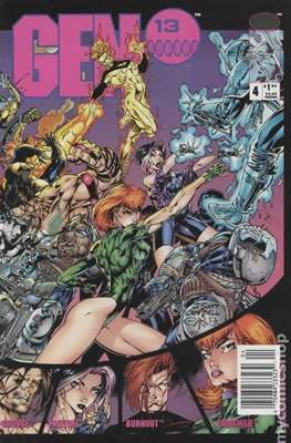 Gen 13 (1994) (Comic Book) #4