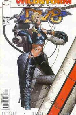 DV8 (Variant Cover) (Comic Book) #14
