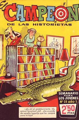 El Campeón (1960) (Grapa) #25