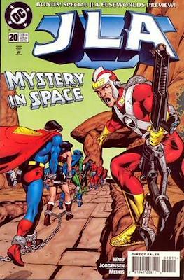 JLA Vol. 1 (1997-2006) (Comic-Book) #20