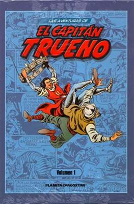 Las aventuras de el Capitán Trueno