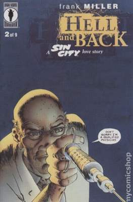 Sin City: Hell and Back (Comic Book) #2
