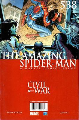 The Amazing Spider-Man (Grapas) #538
