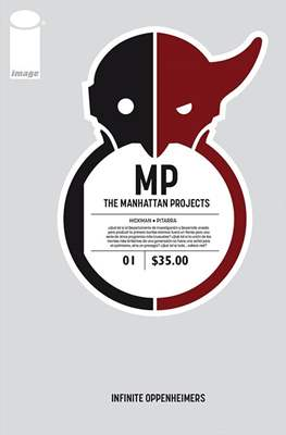 The Manhattan Projects (Grapa) #1