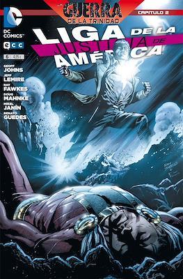 Liga de la Justicia de América (Grapa 32 pp) #6
