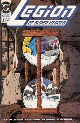 Legion of Super-Heroes Vol. 4 (1989-2000) #5