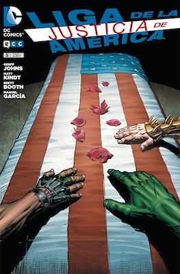 Liga de la Justicia de América (Grapa 32 pp) #5
