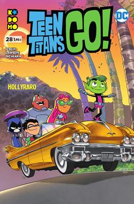 Teen Titans Go! (Grapa) #28