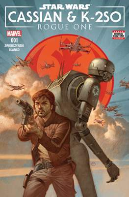 Star Wars: Rogue One—Cassian & K-2SO Special