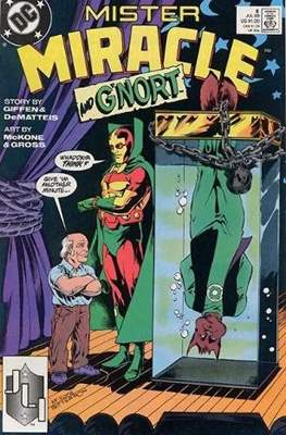 Mister Miracle (Vol. 2 1989-1991) (Comic Book) #6